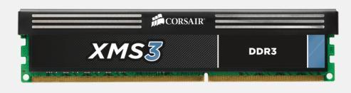 memory D3 1600 4GB C9 Corsair XMS 1x4GB XMS