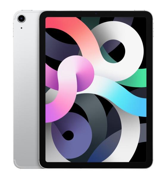 Apple iPad Air 10.9 Wi-Fi + Cellular 64GB silber 4. Generation