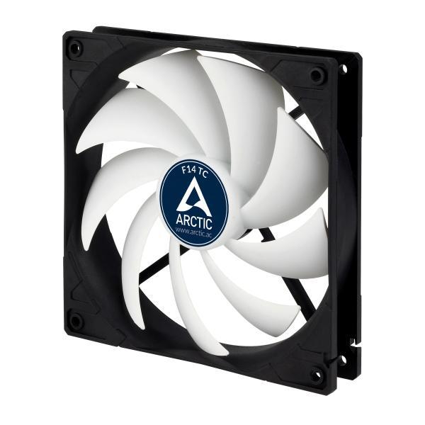 Case acc Fan 14cm Arctic F14 TC withtemperature control