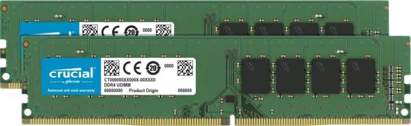 3200 16GB Crucial KIT 8GBx2