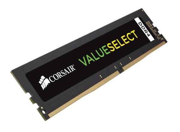 memory D4 2400 8GB C16 Corsair VS 1x8GB,1,2V Value,AMDRyzen