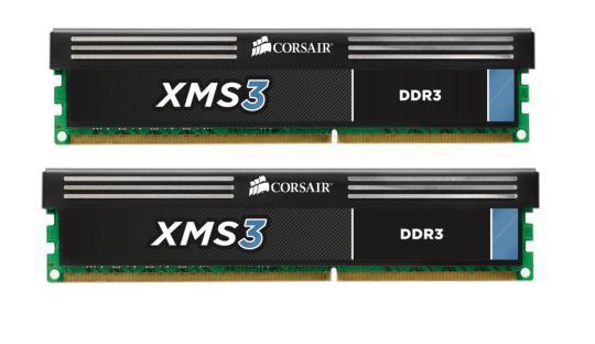 memory D3 1600 8GB C9 Corsair XMS K2 2x4GB XMS